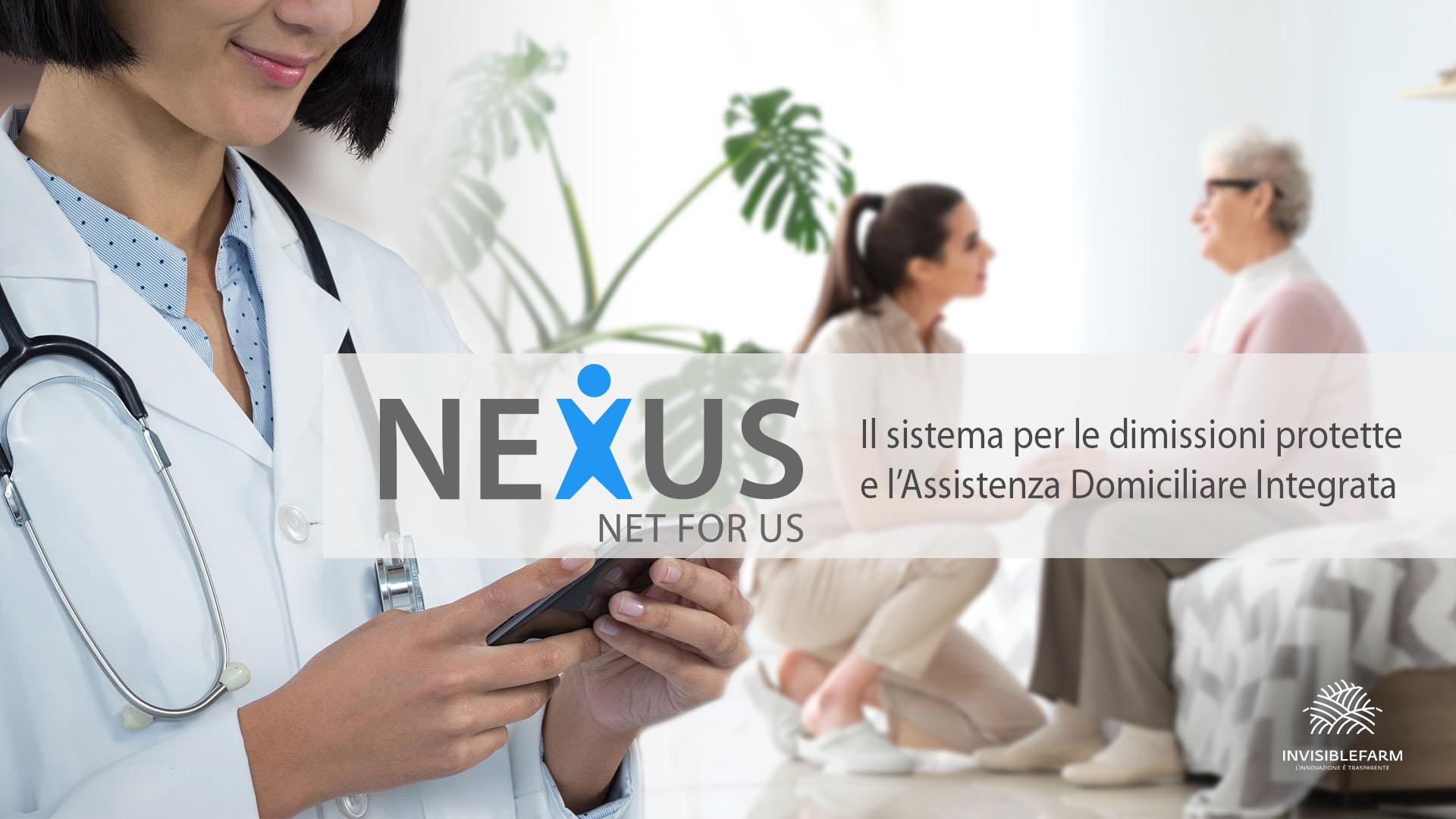 Nexus il sistema informatizzato per la gestione delle dimissioni protette e per l'assistenza domiciliare integrata