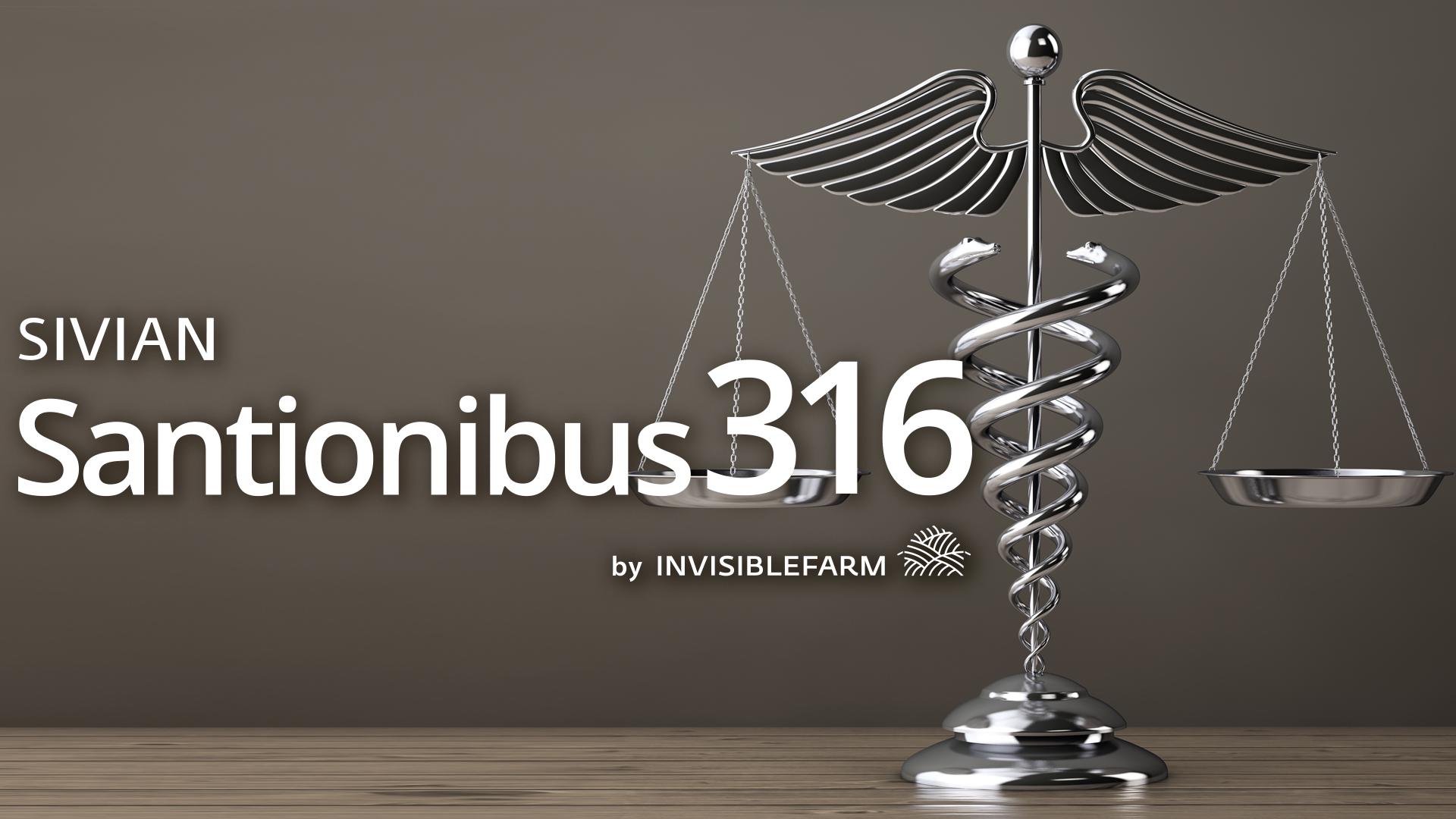 Santionibus 316 per la gestione delle sanzioni dei ticket sanitari