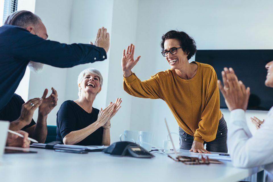 Corso di motivazione nel team di lavoro