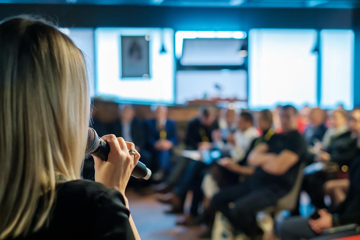 Corso Public Speaking e gestione delle riunioni