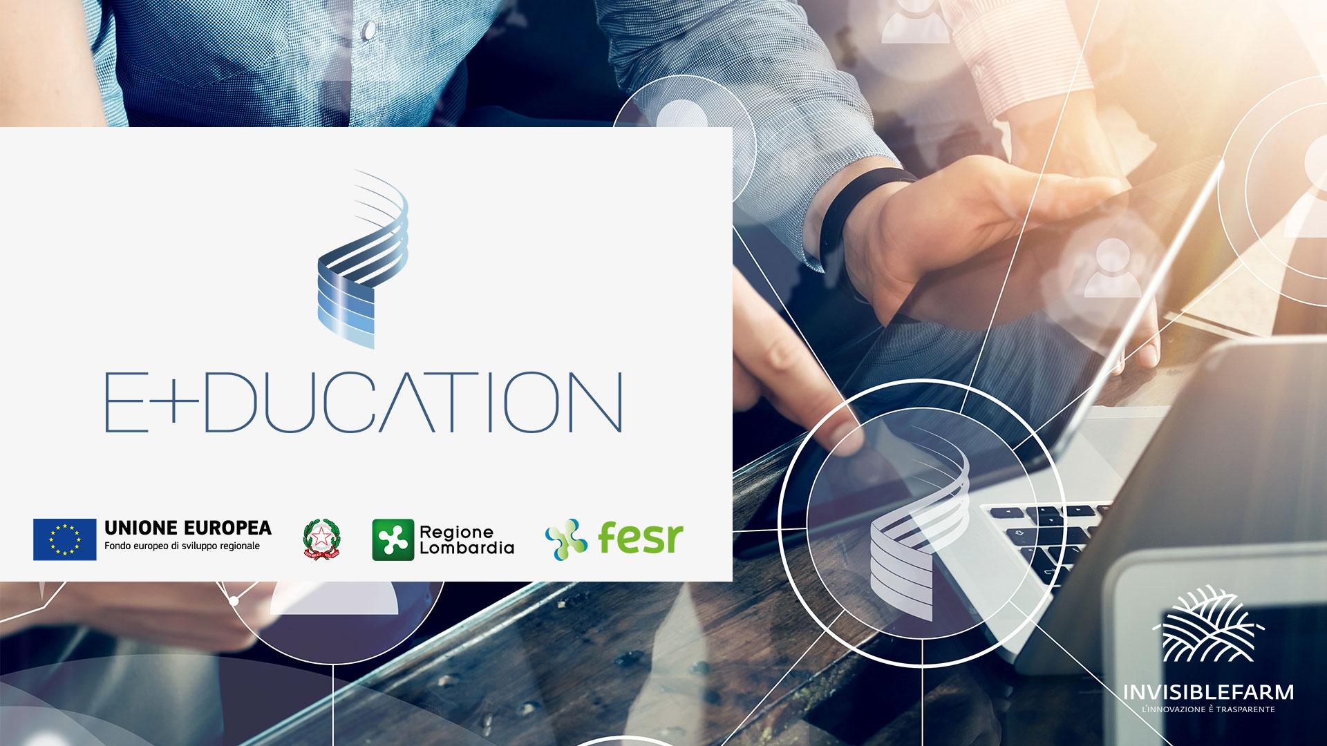 La suite per la formazione E+DUCATION