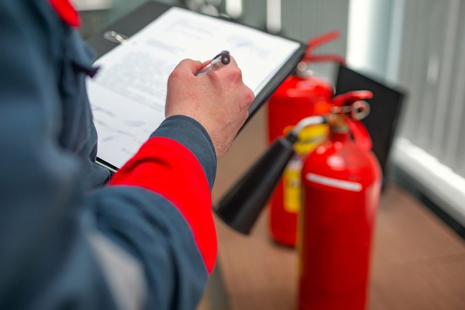 Corso Aggiornamento antincendio a rischio basso