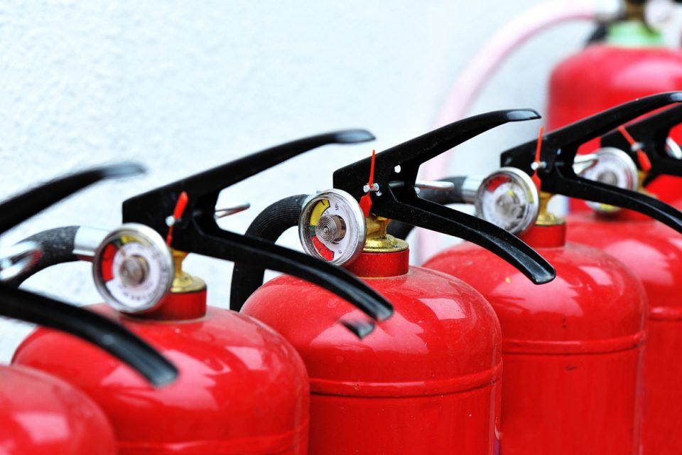 Corso antincendio a rischio basso