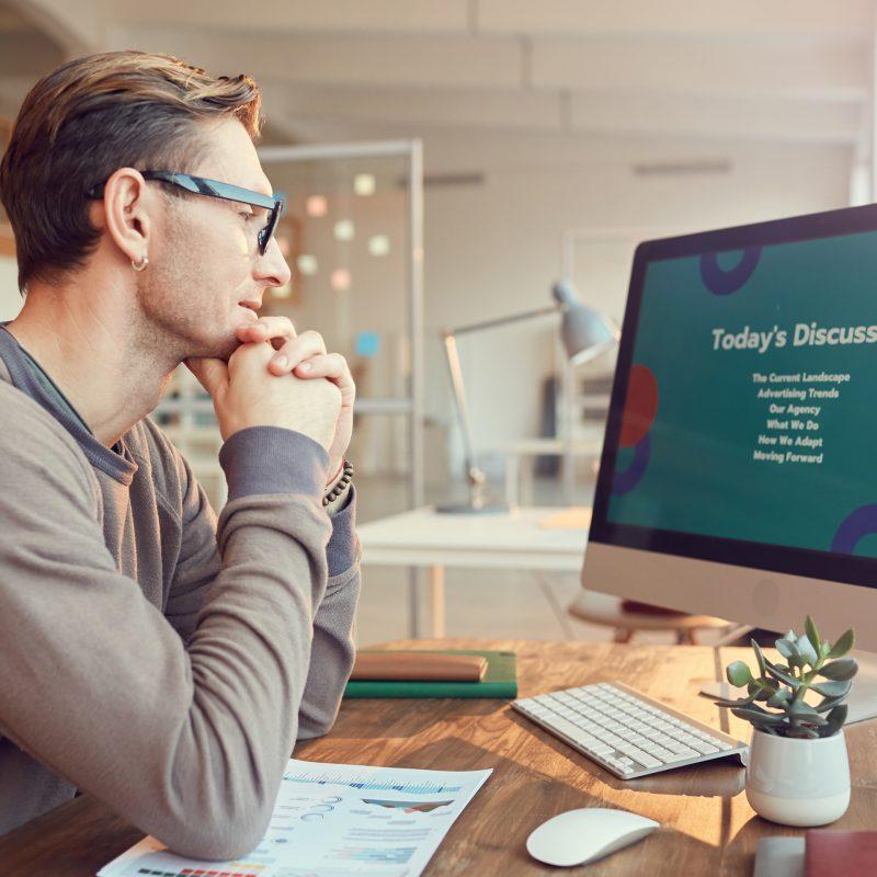 Webinar presentazioni online