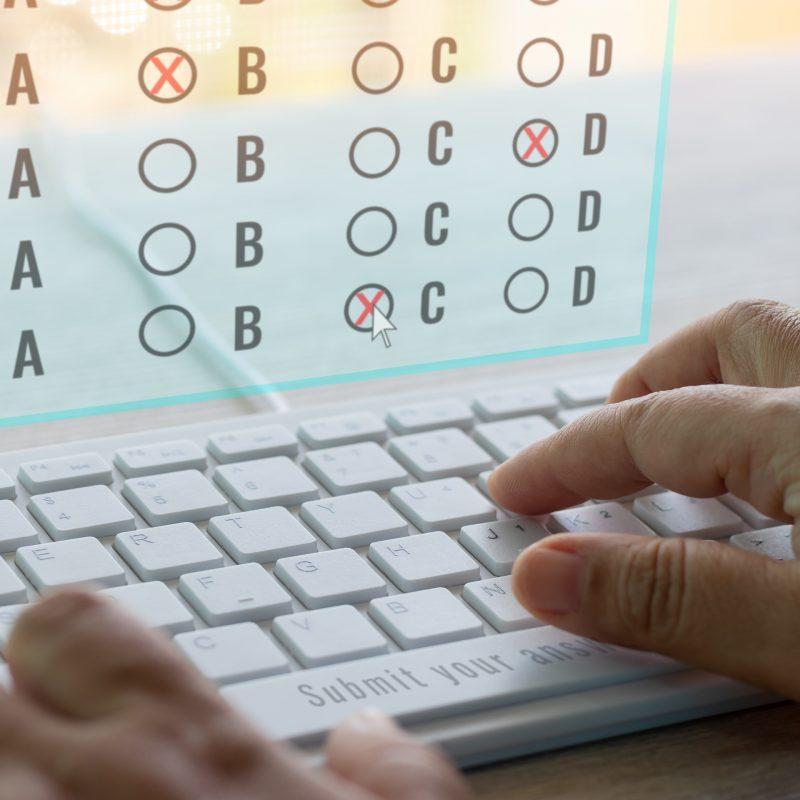 Webinar test e valutazioni