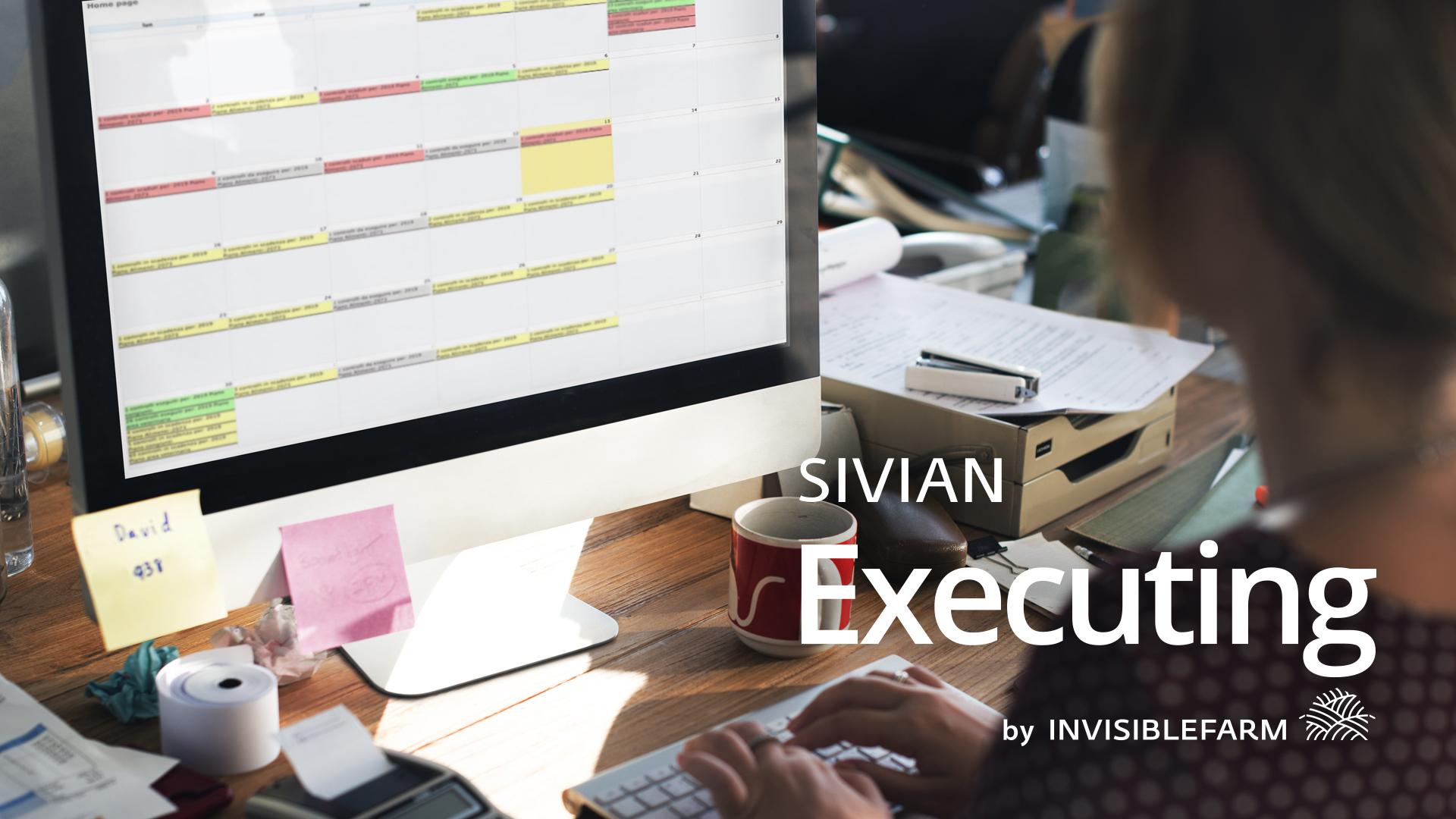 SIVIAN Executing per l'inserimento delle attività