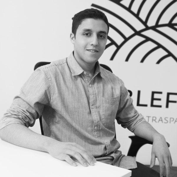 Ahmed Faleh - Software Developer di Invisiblefarm