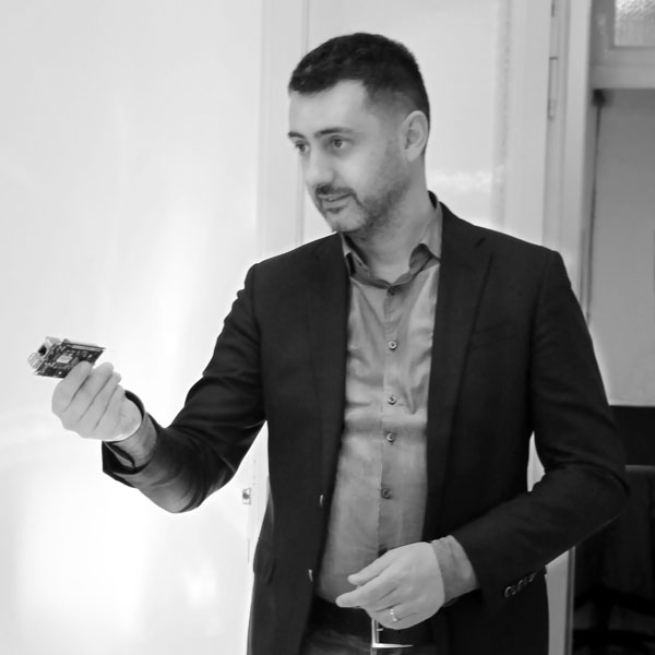 Alessandro Savalli - Project Manager per l'illuminazione pubblica di Invisiblefarm