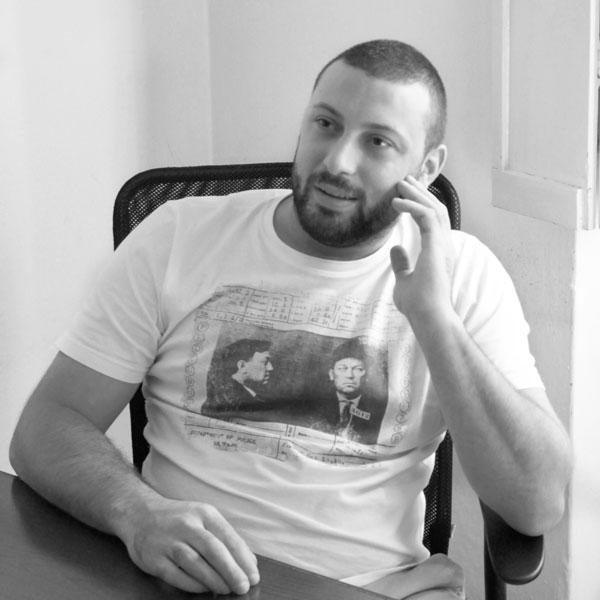 Christian Rinaldini - Developer & Customer-care SIVIAN di Invisiblefarm