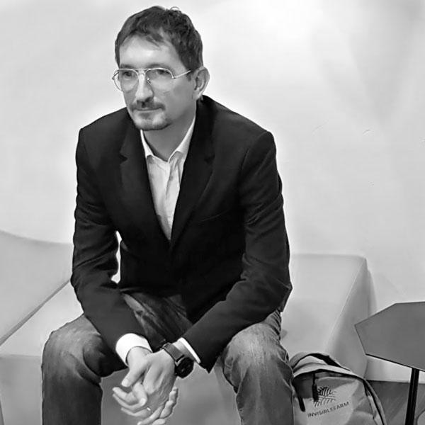 Gabriele Pranovi - Senior Solution Architect di Invisiblefarm