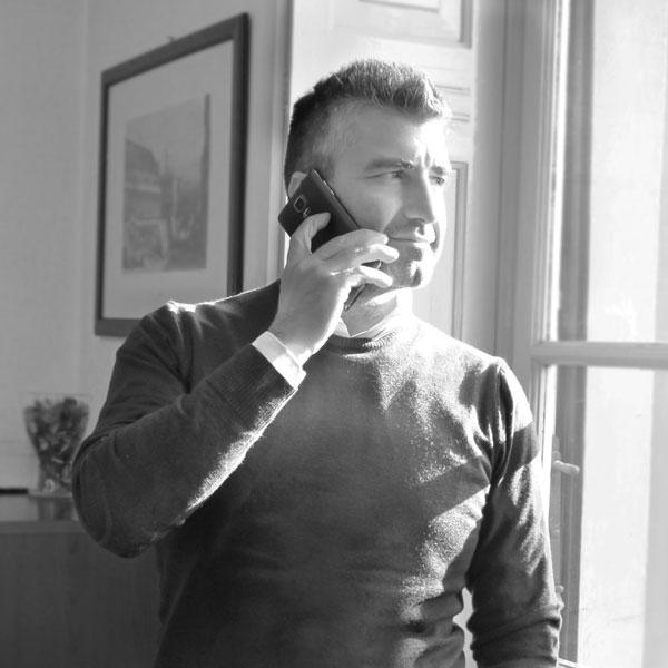 Giuseppe Stefini - CEO & Co-Founder di Invisiblefarm