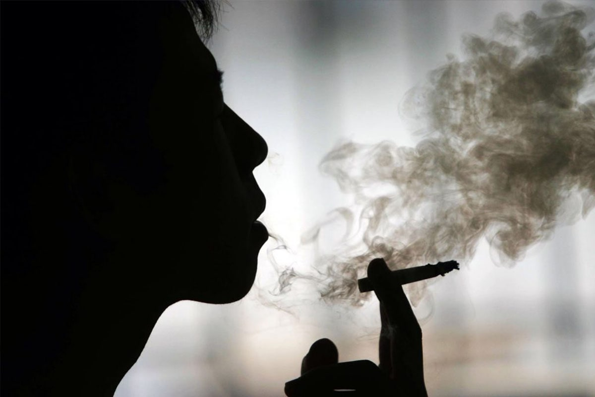 copertina dal corso e-learning sul tabagismo